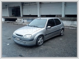 ??????? ???? Citroen Saxo 1.1 60 Hp
