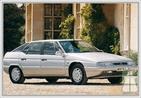 ?????? ?????? Citroen XM 2.0 Turbo 147 Hp
