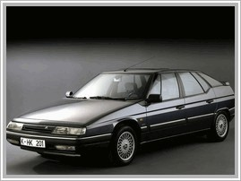 ???? ?????? Citroen XM 2.0 Turbo 145 Hp