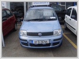 ?????? ?????? Fiat Multipla 1.6 103 Hp