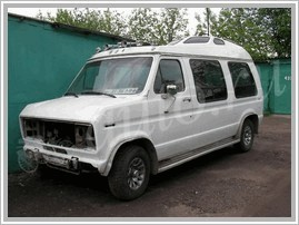 ???? ?????? Ford Econoline 4.6 i XL 218 Hp