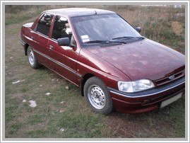 ?????? ?????? Ford Orion 1.8 TD 70 Hp