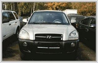 ?????? ???? Hyundai Tucson 2.0 AT 4WD
