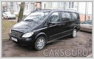 ???? Mercedes Viano Marco Polo Westfalia 2.0 4MATIC