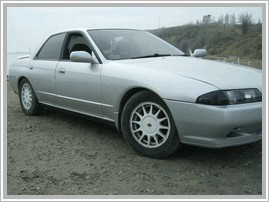 ??????????? Nissan Skyline 2.5 i 215 Hp