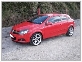 ???? Opel Astra 3dr 1.8 MT