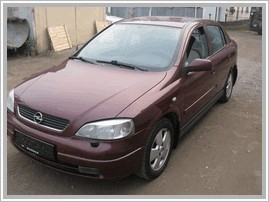 ??????????? Opel Astra 5dr 1.8 AT