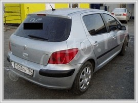 ???? Peugeot 307 SW 1.6 AT