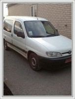 ?????? ???? Peugeot Partner Origin VU 1.6 MT