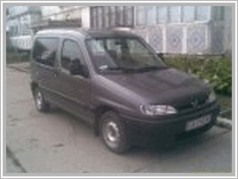 ???? ?????? Peugeot Partner Origin 1.4 MT