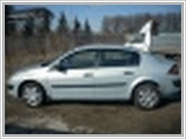 ???? Renault Megane Hatchback 1.6 AT 106 Hp