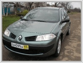 ?????? Renault Megane Hatchback 1.6 MT 115 Hp