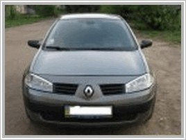 ?????? ?????? ???? ???? Renault Megane Estate 1.6 MT
