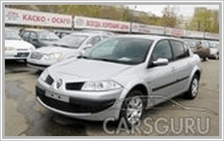 ?????? ?????? ???? ???? Renault Megane Estate 2.0 AT