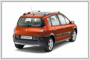 ?????????? Renault Scenic 1.6 AT