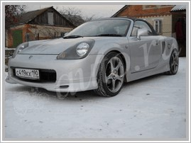 ?????? ???? Toyota MR 2 2.2 132 Hp