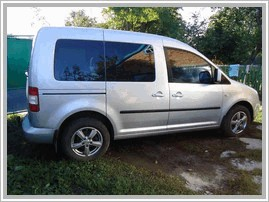 ?????? ???? ?????????? Volkswagen Caddy Kombi 2.0