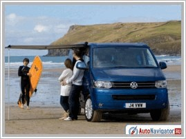 ?????? ?????? Volkswagen California 2.5 130 Hp 4 motion