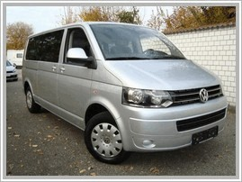 ??????? Volkswagen Caravelle 2.0 TDI AT 140 Hp