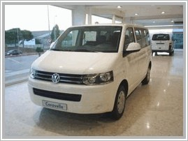 ??????? ???? Volkswagen Caravelle 2.0 TDI AT 180 Hp
