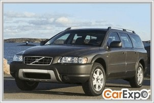 ???? ?????? Volvo XC70 2.4 D AT